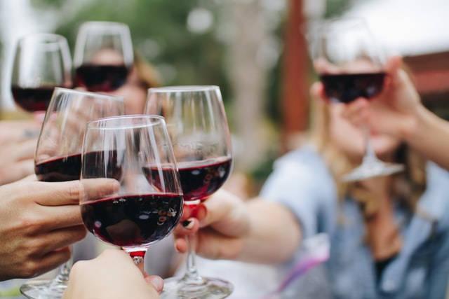 Weinprobe Mosel Firmenfeier